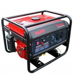 Генератор бензиновый AL-KO 2500-C, мощность 2.0 кВт, ручной запуск, 45 кг