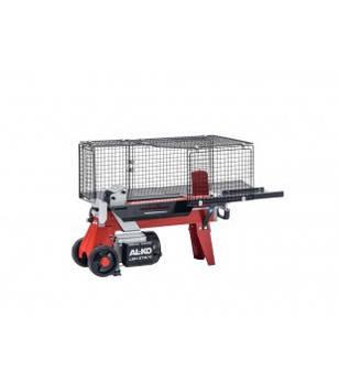 Дровокол электрический AL-KO LSH 370/4, мощность 1,5 кВт, давление 4т, длина заготовки 37 см, вес 48 кг,