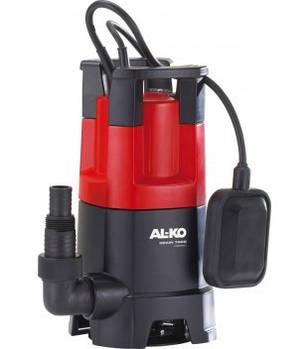 Погружной электрический насос AL-KO Easy Drain 7000 для грязной воды, 7000 л/час, дренажный