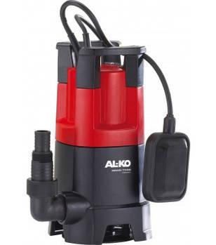 Погружной электрический насос AL-KO Easy Drain 7500 для грязной воды, 7500 л/час