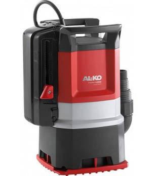Погружной электрический насос AL-KO Premium Twin 11000 для чистой и грязной воды, 11000 л/час, дренажный