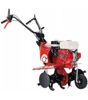 Мотокультиватор бензиновый solo by AL-KO Comfort 7505 VR, мощность 4 л.с., двигатель Хонда, ширина 75 см, вес