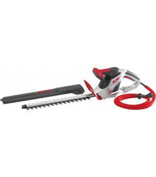 Ножницы электрические для живой изгороди AL-KO Comfort HT 550 Safety Cut, кусторез, 550 вт, длина ножей 52 см,