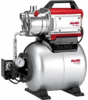 Насосная станция AL-KO Easy HW 3000 Inox, мощность 650 вт, давление 3,5 бар, производительность 3,1 куб.м/час,