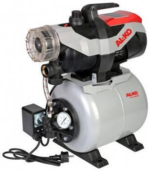 Насосная станция AL-KO Easy HW 3600 мощность 850 вт, давление 3,8 бар, производительность 3,6 куб.м/час, бак