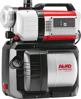 Насосная станция AL-KO Comfort HW 4000 FCS мощность 1000 вт, давление 3,5 бар, производительность 4 куб.м/час,