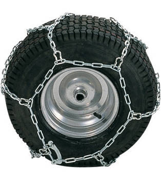 Цепи на колеса для трактора-газонокосилки AL-KO