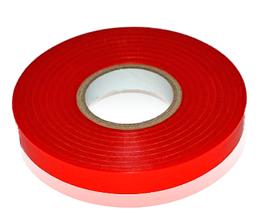 Подвязочная лента для степлера Verdi 36 метров красная