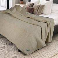 Одеяло шерсть/лён Ярослав 170 x 205 см Бежевый (Yar8863/bej)