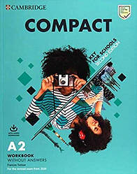 Compact Key for Schools 2nd Edition Workbook