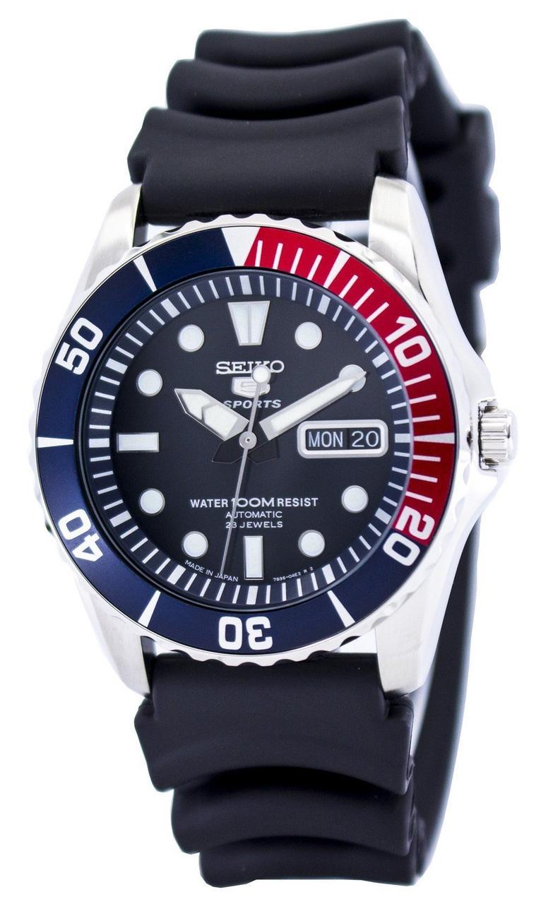 Мужские часы Seiko Submariner Automatic SNZF15J2