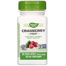 """Плоды клюквы Nature's Way """"Cranberry Fruit"""" 930 мг (100 капсул)"""