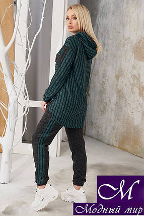 Теплый женский прогулочный костюм (р. УН - 44-46) арт. 34-388, фото 2