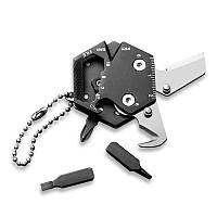 VOLKEN EDC Многофункциональный складной нож для кухни На открытом воздухе Набор для выживания Tols Hiking Кемпинг Нож-1TopShop