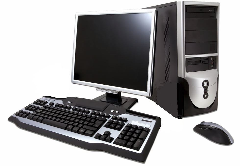 Компьютер в сборе, Intel Core i3 2120, 4 ядра по 3,2 ГГц, 8 Гб ОЗУ DDR-3, HDD 500 Гб, видео 4 Гб, монитор 17 д