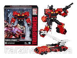 ТрансформерИнферно Hasbro Transformers Inferno Generations Пожарка