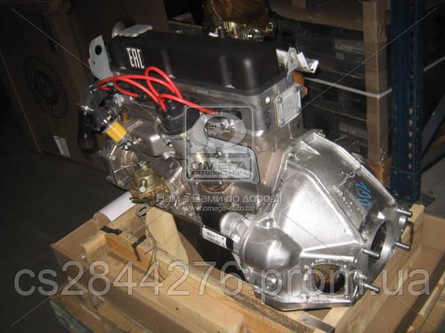Двигатель УАЗ (А-92, 89 л.с.) с рычажным сцеплением (пр-во УМЗ) 4218.1000402-10