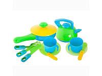Набор игрушечной посуды Kinderway 04-428, 13 предметов