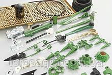 Вентелятор электрический (AL215704/AL173961/AL110881/AL80700/AL214942), JD6930/7530/6920