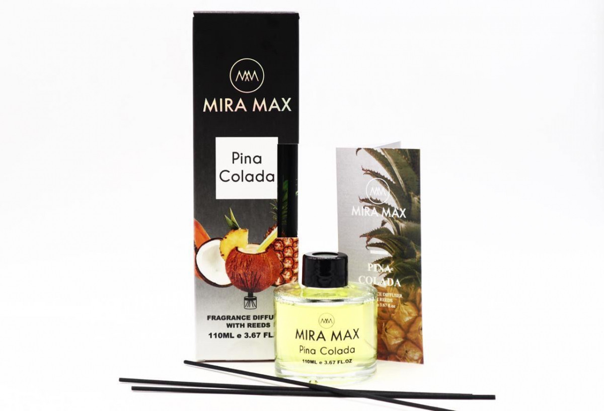 Аромадиффузор для будинку Mira Max Pina Colada 110ml