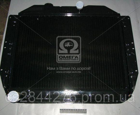 Радиатор водяного охлаждения ЗИЛ 130, 131 (3-х рядный ) (пр-во ШААЗ) 131-1301010-13