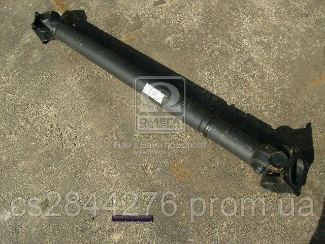 Вал карданный КАМАЗ 53212 моста среднего Lmin1483 ход 136 стороное кольцо шлица эвол(пр-во Белкард) 53212-2205011-03