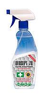 Антисептик «DEOSEPT-70»  430 мл (спиртовой)