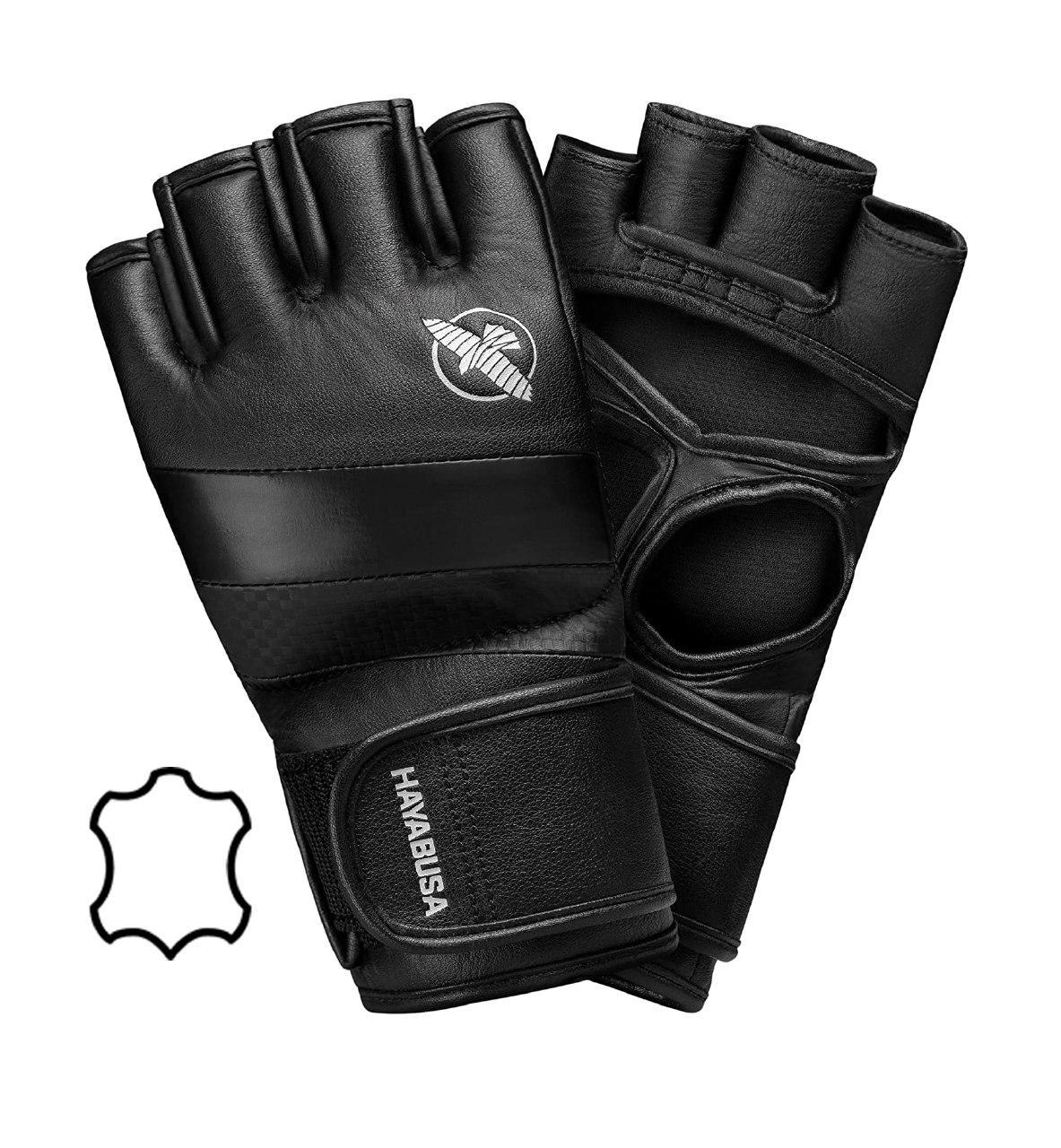 Перчатки для MMA Hayabusa T3 Черные XL 4oz