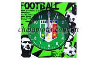 Часы настольные с логотипами футбольных клубов и сборных в ассортименте (альбом 2)