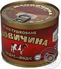 Тушенка говяжья кусковая Ладус-Йодис 525 г Украина, фото 3