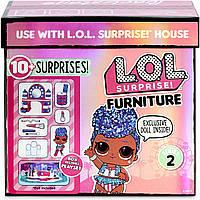 L.O.L. SURPRISE! Стильный Интерьер Леди Независимость - Independent Queen ЛОЛ Furniture