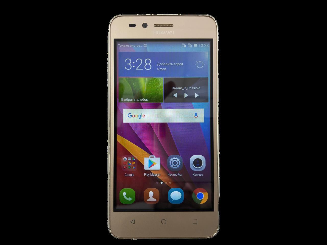 Huawei Y3 II U22 1/8GB Gold Grade B2 Б/У