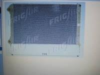 Радиатор охлаждения Doblo 1.4-1.6 с конд.