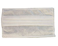 Мед маски трехслойные 10 шт белые, фото 1