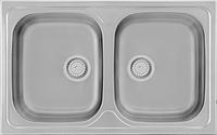 Кухонная мойка KERNAU KSS G 804 2B LINEN