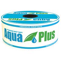 Капельная лента Aqua Plus, 1000 м 10 см