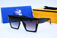 Солнцезащитные очки Cardeo 0124 черные матовые