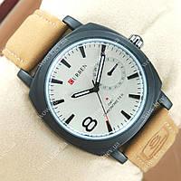 Мужские наручные часы Curren/белые