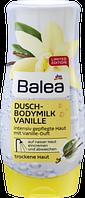 Balea Dusch-Bodymilk Vanille - Молочко для тела в душе, 400 мл