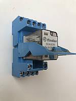 Реле промежуточное Finder 55.34.8.230 5A 230V AC