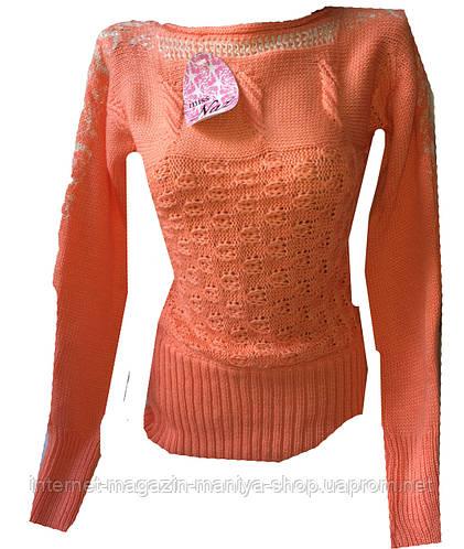 Женский свитер 7 км