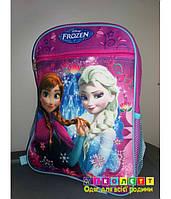 Рюкзак Школьный Disney Frozen Детский Фрозен на 2 отдела