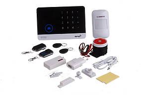 Сигнализация для дома Rfid GSM+WIFI JYX G600