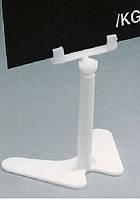 Дели-стержень белый с держателем и подставка 9001