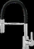 Кухонный смеситель Kernau KWT 20 PO CHROME/BLACK, фото 1
