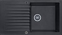 Кухонная мойка KERNAU KGS F 6089 1B1D BLACK METALLIC, фото 1
