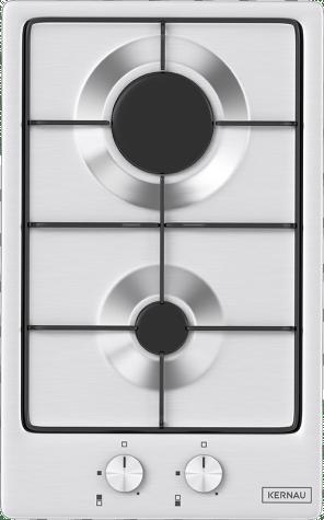 Газовая встроенная плита Kernau KGH 3211 X