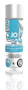 Гель для бритья System JO TOTAL BODY - Anti-bump Intimate Shaving Gel (240 мл) увлажняющий