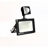 LED прожектор с датчиком движения 10W IP65