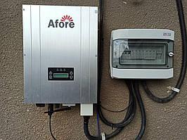 Сонячна електростанція потужністю 10 кВт під зелений тариф 3